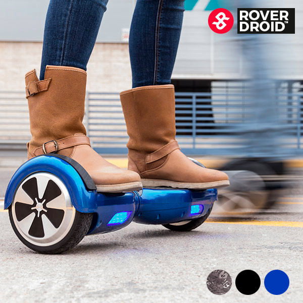 Rover Droid Electric Hoverboard (2 wheels)