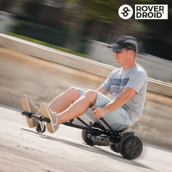Hoverkart for Hoverboard Rover Droid Go! Kart 720